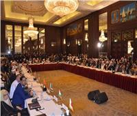 صور| تفاصيل الجلسة الافتتاحية لمؤتمر الأوقاف «الشخصية الوطنية»