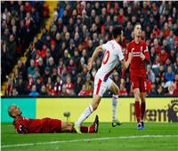 فيديو| كريستال بالاس يسجل هدف التقدم في ليفربول