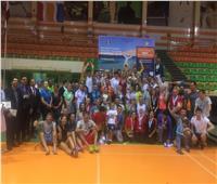 «الريشة الطائرة» يطلب تنظيم بطولة كأس «توماس كاب» الدولية