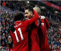 فيديو| صلاح يقود ليفربول لإسقاط كريستال في مباراة «غزيرة» بالأهداف