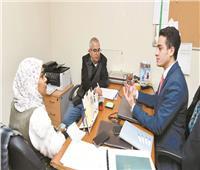 حياة كريمة| «مصر الخير» تسخر قطاعاتها للمبادرة «صور»