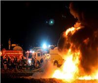 ارتفاع عدد قتلى انفجار خط أنابيب بالمكسيك لـ73