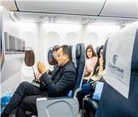 بشهادة «بيزنس أنسايدر».. «مصر للطيران» تتفوق على شركات أمريكية