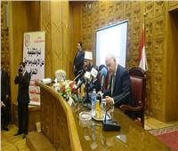 فيديو| وزير العدل يفتتح فعاليات الندوة التثقيفية عن الإرهاب والتطرف