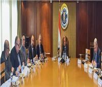 وزير التجارة والصناعة يرأس اجتماع مجلس إدارة الوطني للاعتماد