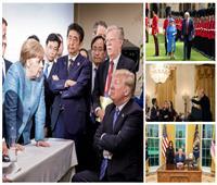 عامان من حكم ترامب| السنة الثانية للرئيس الأمريكي في صور