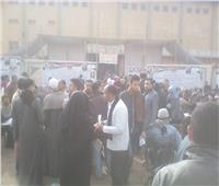 محافظ المنيا يفتتح معرضا للسلع الغذائية مساء اليوم