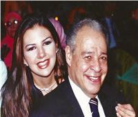 في ذكرى الأربعين| «نيفين إبراهيم سعدة» ترثي والدها بصور وكلمات مؤثرة