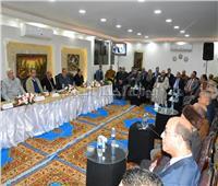 محافظ سوهاج يشهد حفل هيئة قضايا الدولة بافتتاح نادي طهطا