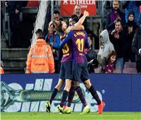 فيديو| «ميسي» يقود برشلونة لفوز ثمين على ليجانيس