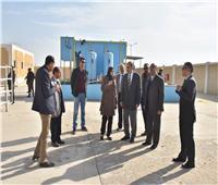 محافظ أسيوط يتفقد أكبر مشروع داجني بإجمالي تكلفة 171 مليون جنيه