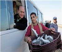 مميش يتفقد مشروع الاستزراع السمكي.. ويؤكد حقق عائدات تزيد عن 40 مليون جنيه