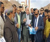 محافظ جنوب سيناء: إنشاء 300 وحدة سكنية بديلة للعشوائيات بمدينة دهب
