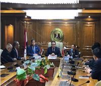 عبد الغفار يشهد توقيع اتفاقية تعاون مع الصين لتجميع «مصر سات 2»