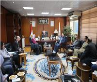 البيئة تبدأ مبادرة التوعية بمنظومة المخلفات من جامعة السادات