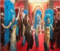 نجوم الفن يحضرون العرض الخاص لمسرحية «3 أيام في الساحل»