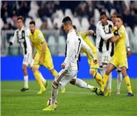 فيديو| يوفنتوس يفوز بثلاثية على كييفو فيرونا
