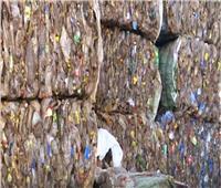 شاهد| الزجاجات البلاستيكية بديل جديد للقطن في مصر