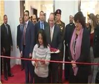فيديو| الرئيس السيسىيفتتح المعرض الدولي للكتاب