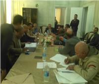 «المحرصاوي» يناقش الخطة الاستراتيجية لجامعة الأزهر حتى 2022