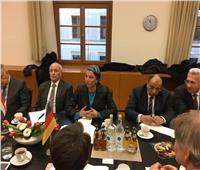 ننشر تفاصيل لقاء الوفد الوزاري المصري بوزيرة البيئة الألمانية في برلين