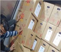 صور|تصدير أول شحنة بيض طازج للبحرين