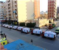 مستقبل وطن يواصل دعمه لمبادرة الرئيس «حياة كريمة» بقافلة لمرسى مطروح