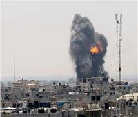 قصف إسرائيلي يؤدي لمقتل عضو بحماس بعد إصابة جندي على الحدود