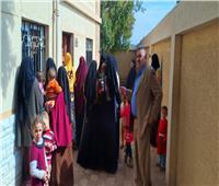قوافل طبية لعلاج المواطنين بالمجان بمحافظة أسيوط