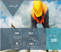 إنجازات 2018| توفير 466 ألف فرصة عمل.. أبرز حصاد «القوى العاملة»