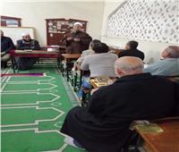 بالصور| إقبال كثيف على مراكز إعداد محفظي القرآن الكريم بشمال سيناء