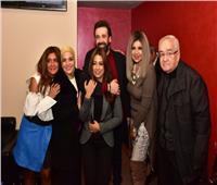 25 صورة- عرض فيلم «نادي الرجال السري» لكريم عبد العزيز وغادة عادل