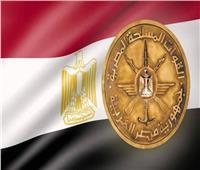 القوات المسلحة تشارك في تأمين الاحتفال بذكرى 25 يناير وأعياد الشرطة