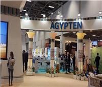 إقبال كبير على الجناح المصري في معرض «فيتور»