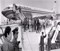 الطائرة «فايزة» وراء الفكرة.. قصة الاحتفال بعيد الطيران المدني