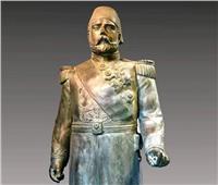بالصور| بعد اختفائه 68 عامًا.. ظهور تمثال الخديوي إسماعيل «البرونزي»