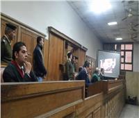 تأجيل محاكمة المتهم بقتل طفليه بـ«ميت سلسيل» لـ17 مارس