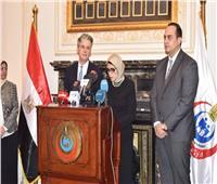 اتفاق بين مصر وبريطانيا لتدريب أطباء بوزارة الصحة في إنجلترا