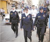 فى عيد الشرطة.. «تعظيم سلام» للمرأة المصرية