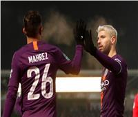 شاهد| مانشستر سيتي يتأهل إلى نهائي كأس الرابطة