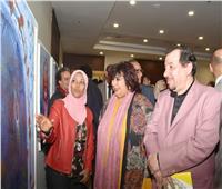 وزيرة الثقافة: معرض الكتاب 2019 نقلة تليق بمكانة مصر في العالم