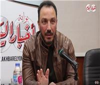 فيديو| طارق لطفي: سعيد بعودة كريم عبدالعزيز للسينما.. ولا أخشى المنافسة