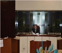 وزير قطاع الأعمال يطالب القابضة للأدوية بخطة طموحة للنهوض بالشركات التابعة