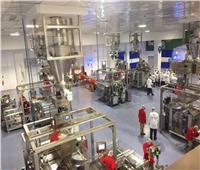 صور| باستثمارات ٢٥٠ مليون جنيه.. شاهد مصنع بونجورنو من الداخل