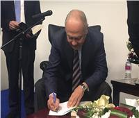 الأمين العام لجامعة الدول العربية يوقع كتابه «شاهد على الحرب والسلام»