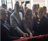 وزير الزراعة ومحافظ البحر الأحمر يفتتحان المعمل الفرعي لصحة الحيوان بالغردقة