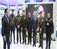 «أبو الغيط» يزور جناح وزارتي الدفاع والداخلية بمعرض الكتاب