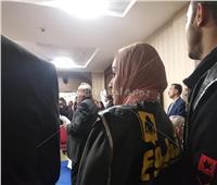 منظمون يصعبون عمل الصحفيين داخل ندوة أسامة الأزهري بمعرض الكتاب