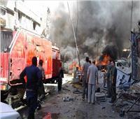 وسائل إعلام رسمية سورية: انفجار سيارة ملغومة في دمشق ولا إصابات