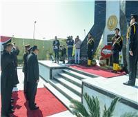 محافظ الإسكندرية يهنئ رجال الشرطة البواسل بعيدهم الـ 67